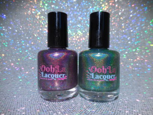 Ooh La Lacquer Swatches & Review
