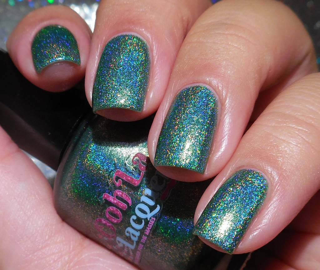Ooh La Lacquer Emerald City 1