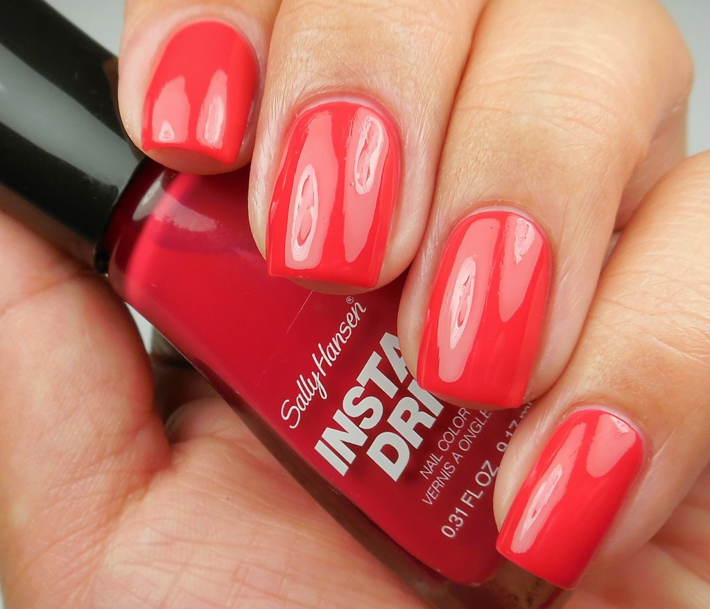 Sally Hansen Insta-Dri Quick Brick 2