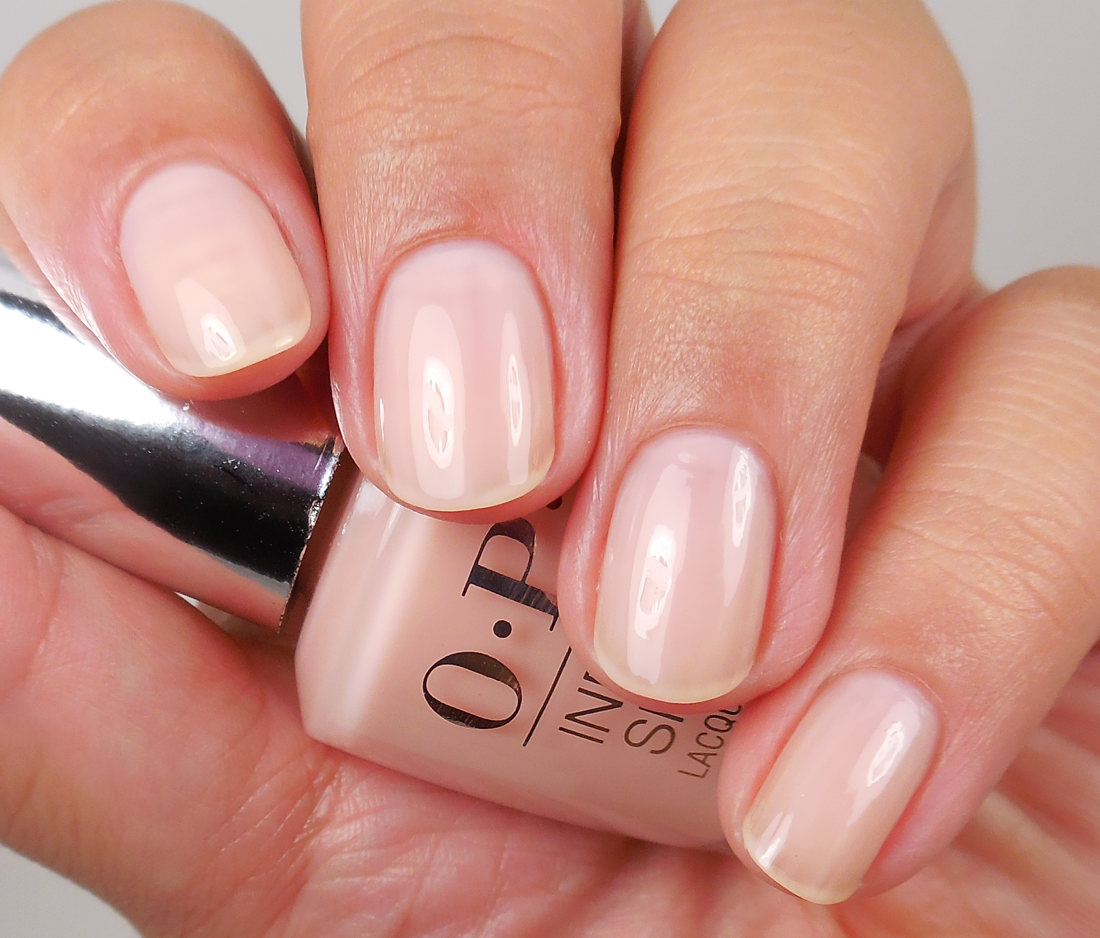 Opi Infinite Shine Soft Shades Collection Spring 2015