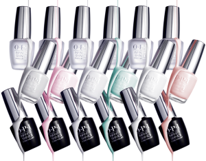 OPI Infinite Shine Soft Shades Collection – Spring 2015