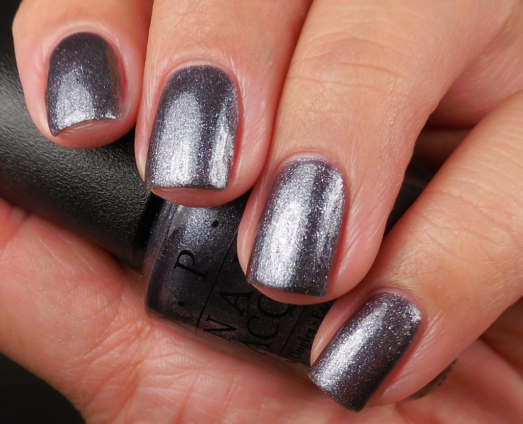 OPI No More Mr. Night Sky 1