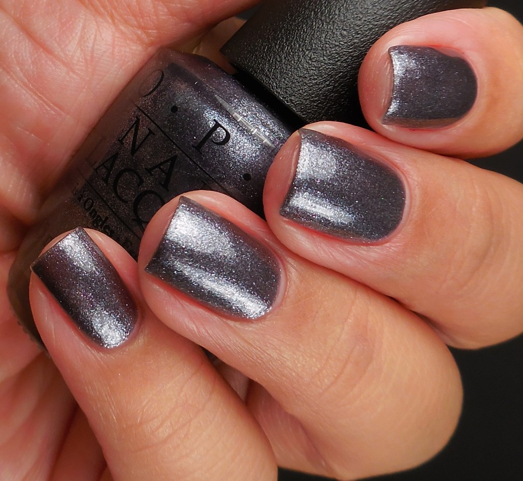 OPI No More Mr. Night Sky 2