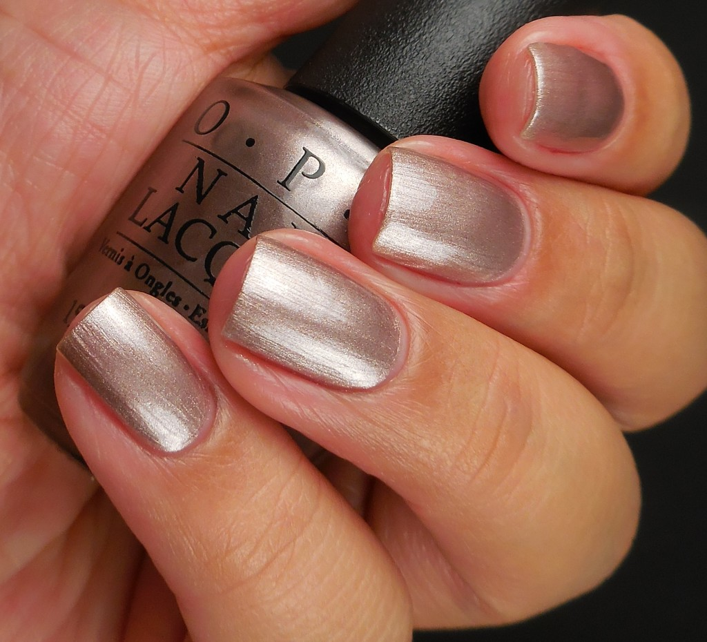 OPI Press For Silver 2