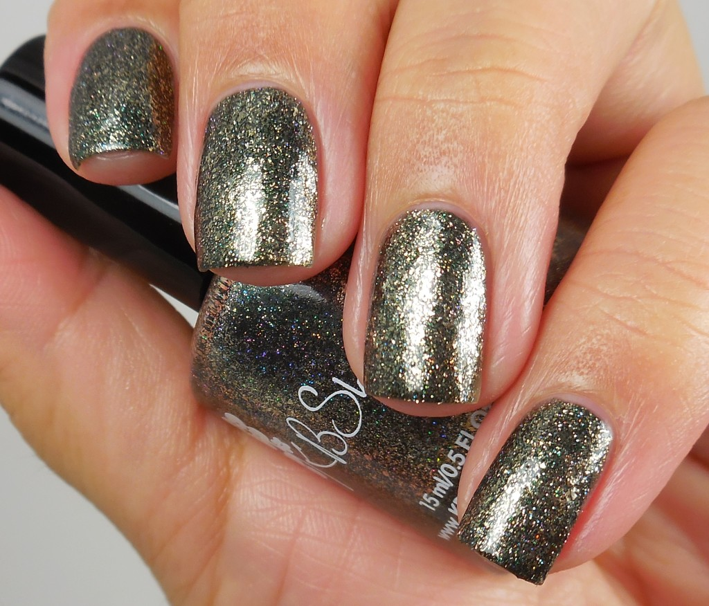 KBShimmer Birthstone Collection Black Pearl 1