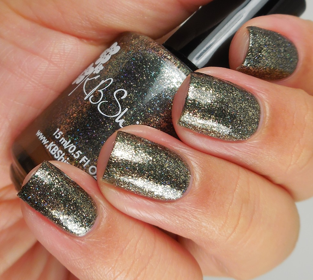 KBShimmer Birthstone Collection Black Pearl 2