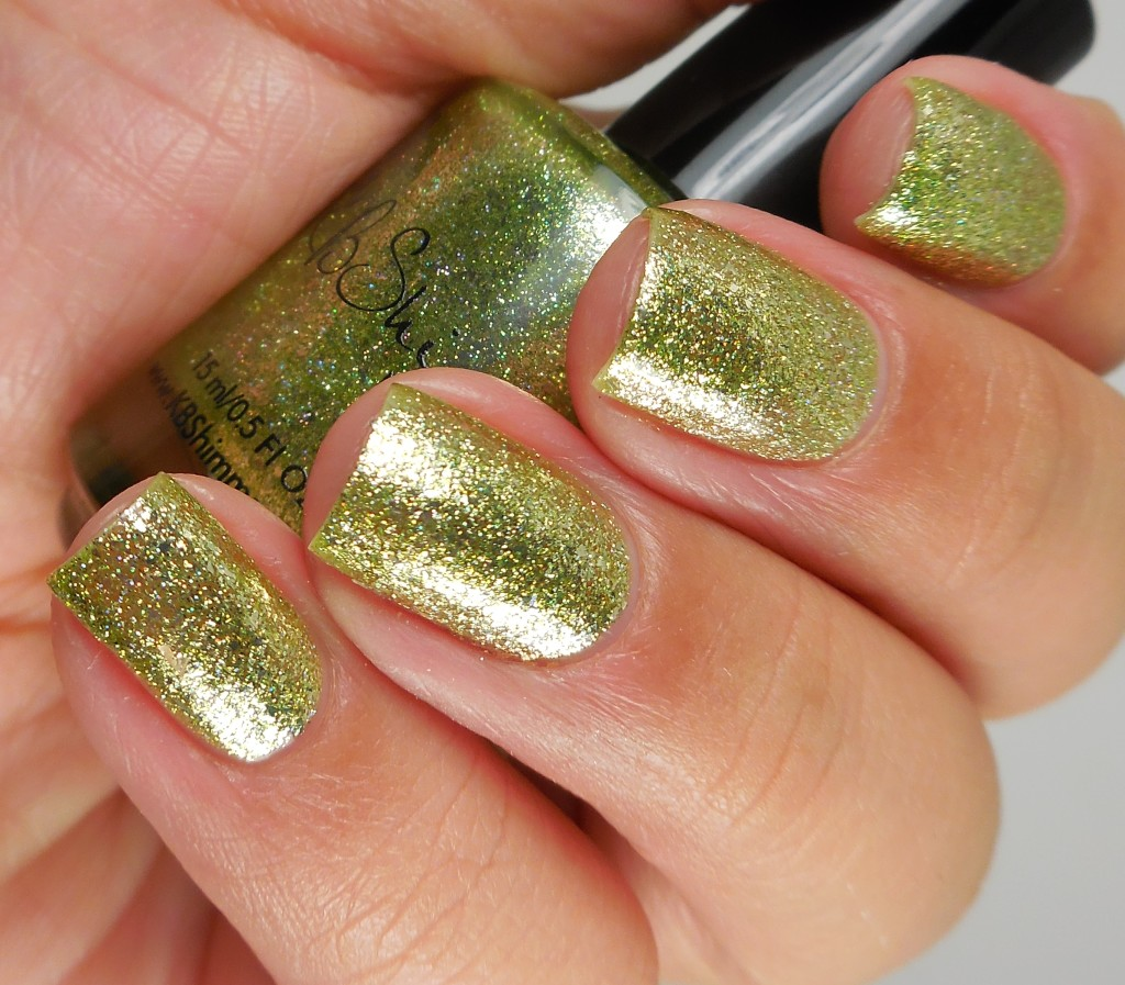 KBShimmer Birthstone Collection Peridot 2