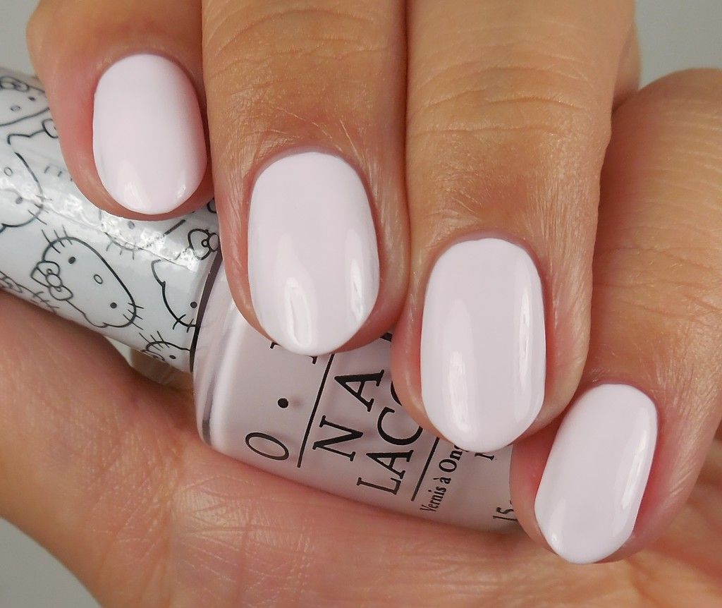 OPI Hello Kitty Collection Let's Be Friends! 1