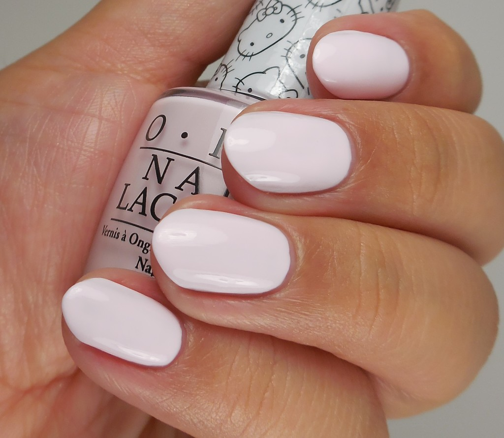 OPI Hello Kitty Collection Let's Be Friends! 2