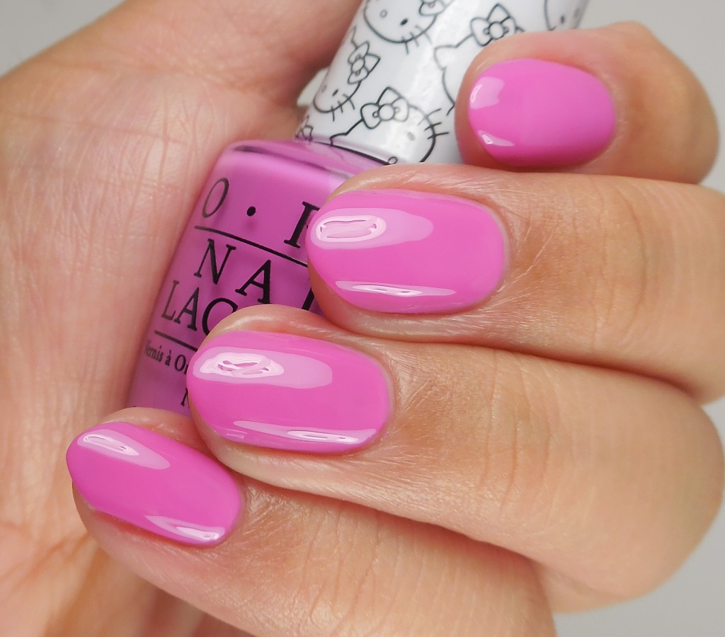 OPI Hello Kitty Collection Super Cute In Pink 2