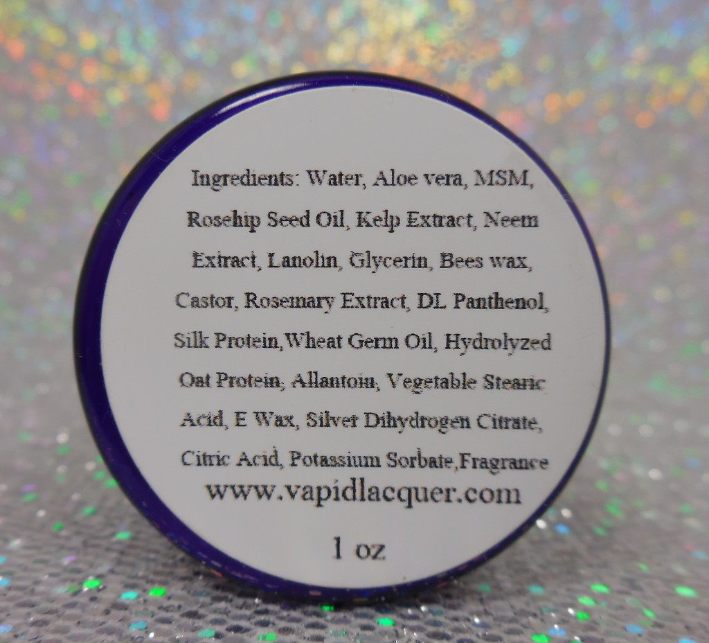 Vapid Lacquer Nail Sauce 4