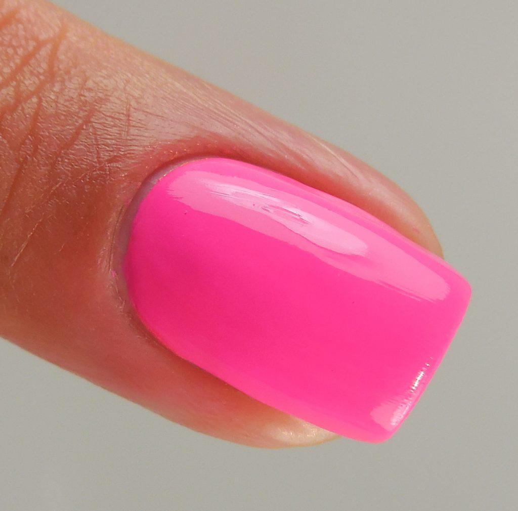 China Glaze I'll Pink To That 3
