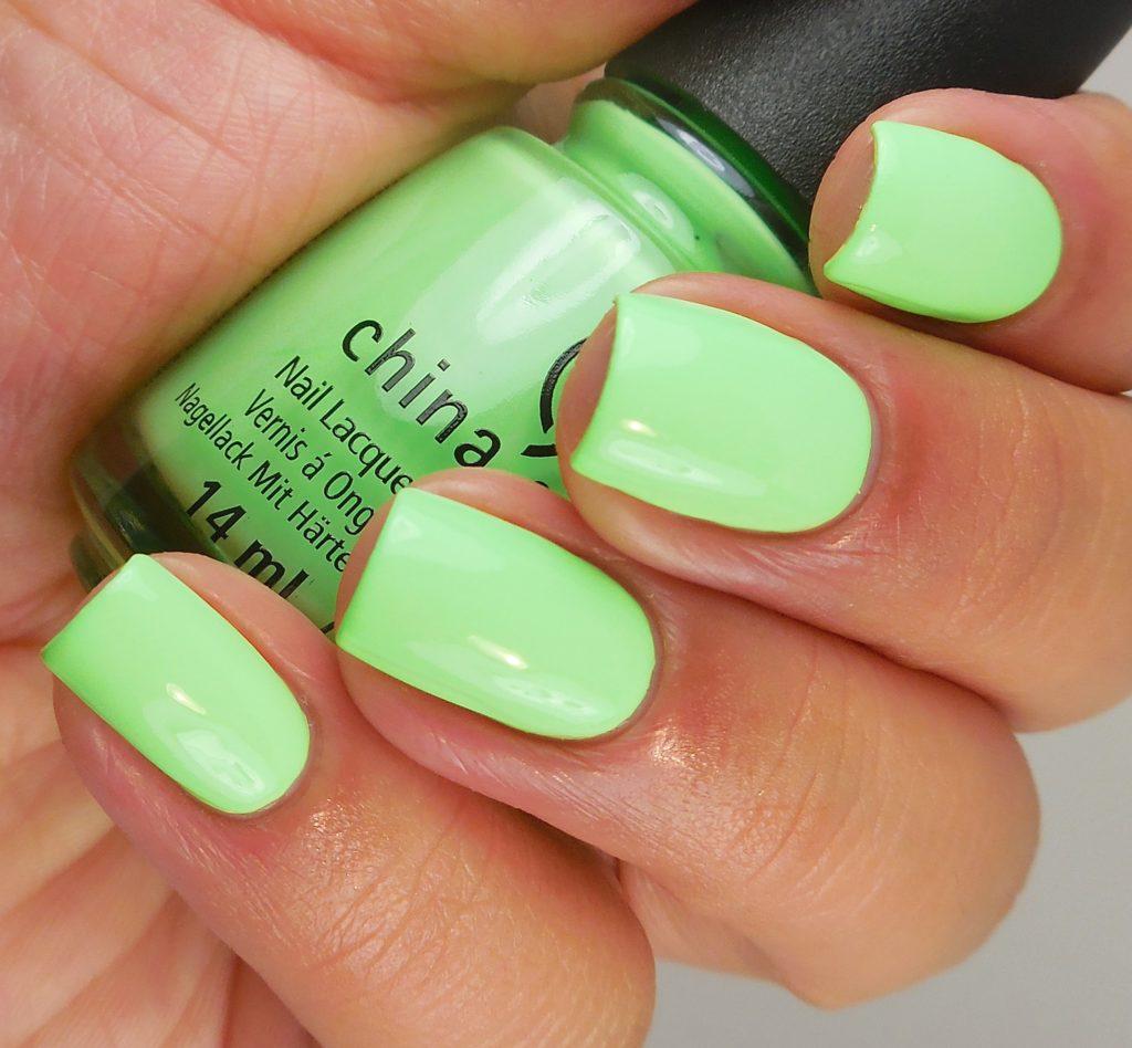China Glaze Lime After Lime 2