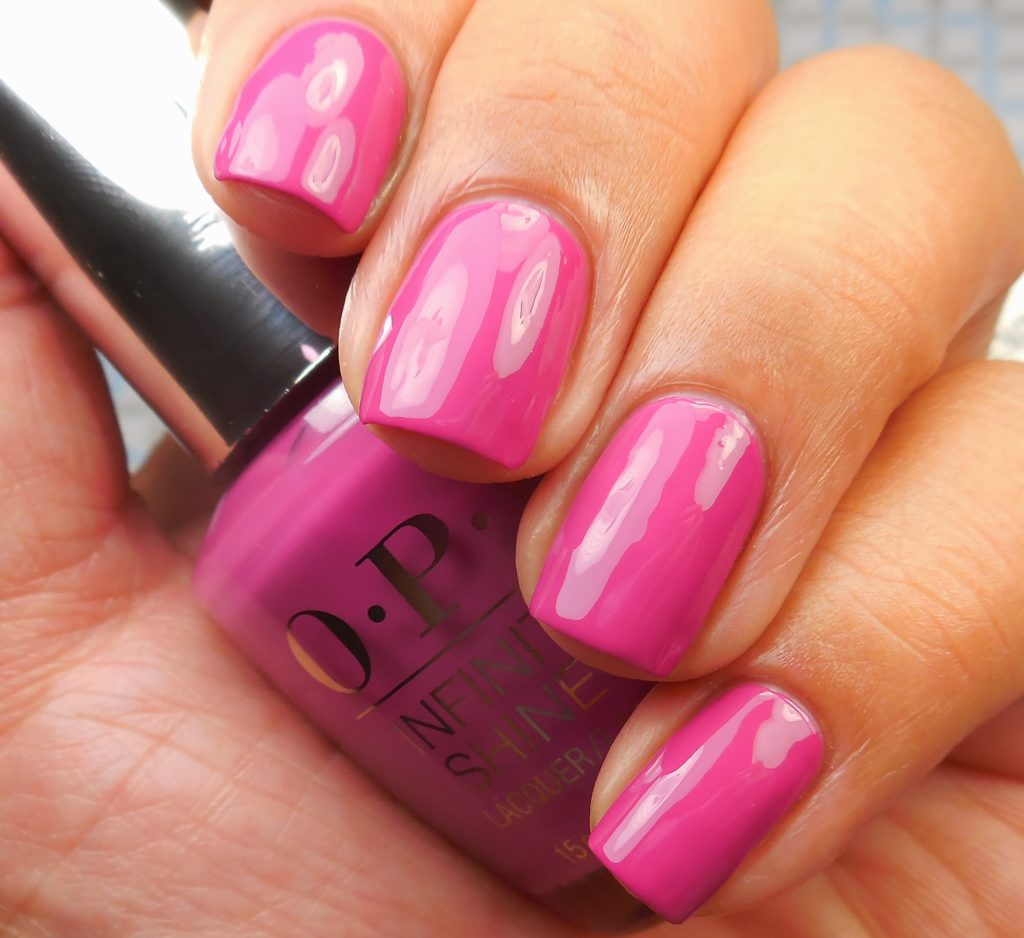 OPI Don't Provoke the Plum! 1