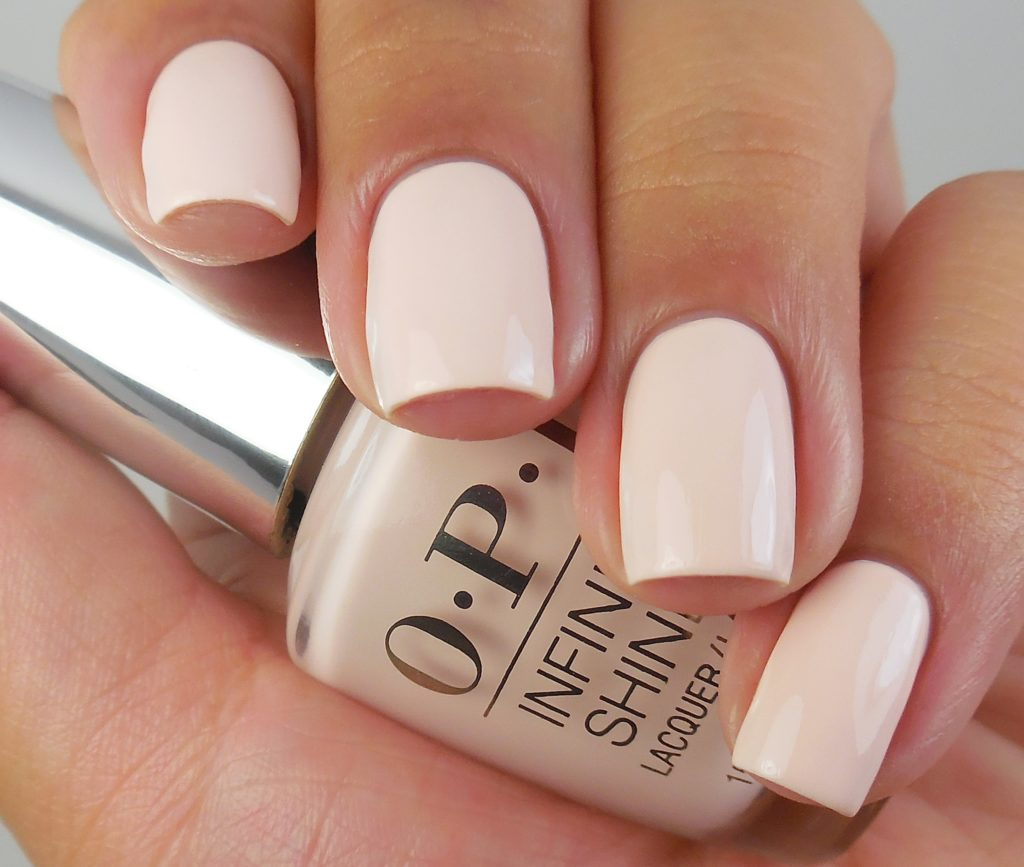 OPI Infinite Shine Staying Neutral On This One 1