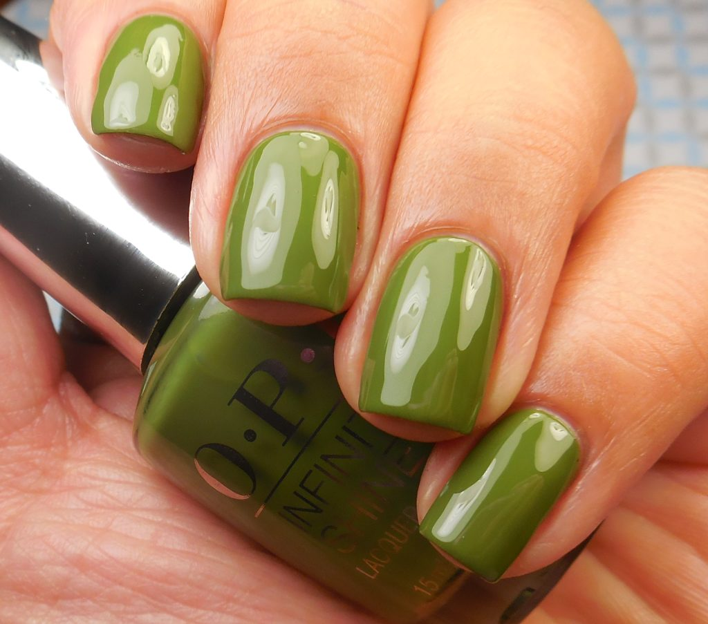 OPI Olive for Green 1
