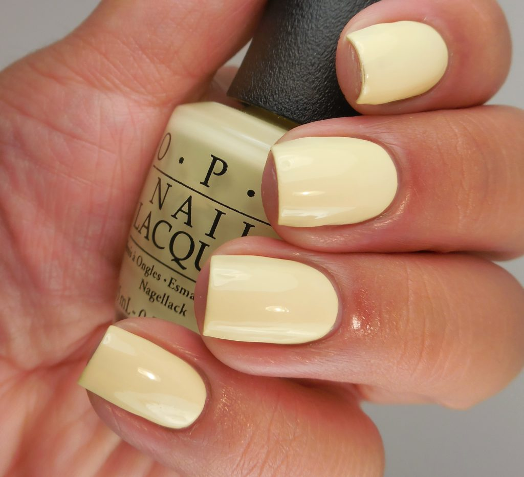 OPI One Chic Chick 2