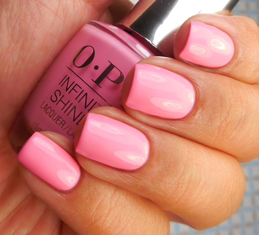 OPI Rose Against Time 2
