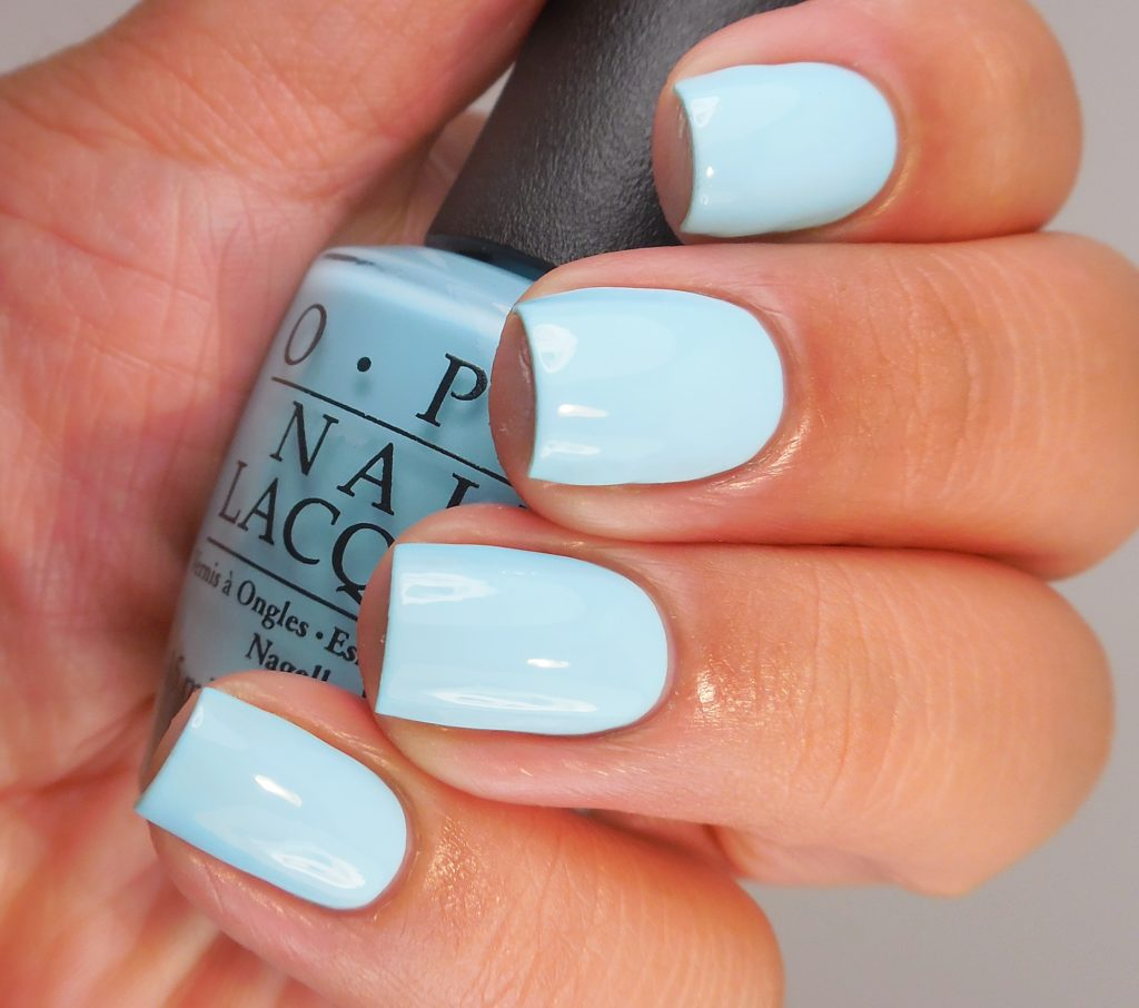 OPI Sailing & Nailing 2
