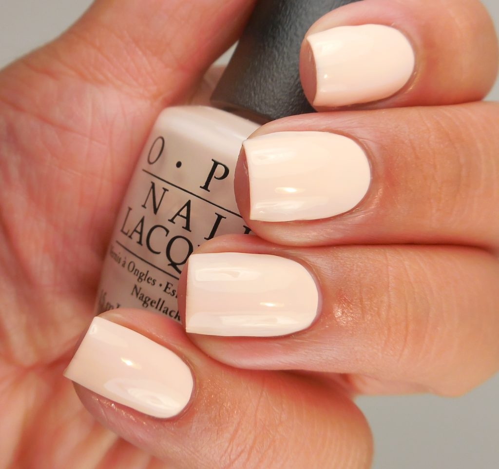 OPI Stop It I'm Blushing! 2