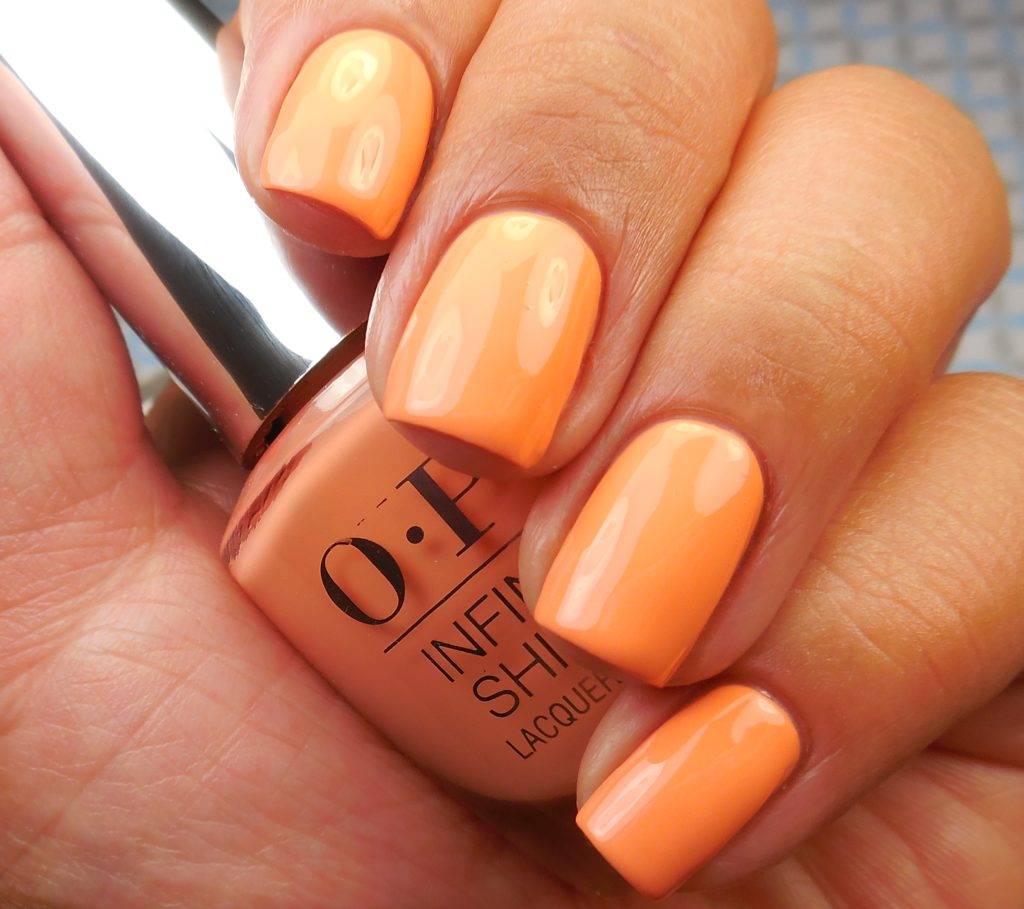 OPI Sunrise to Sunset 1