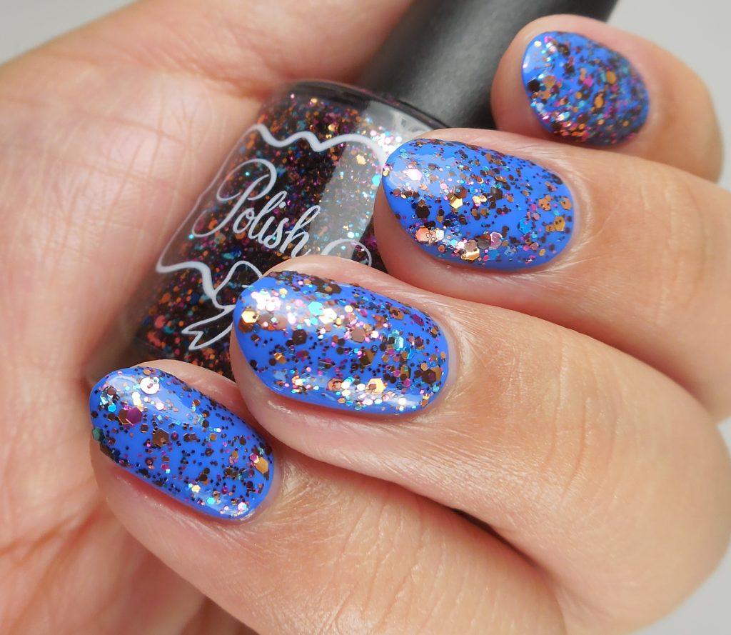 Polish 'M Mocha Sprinkles 2