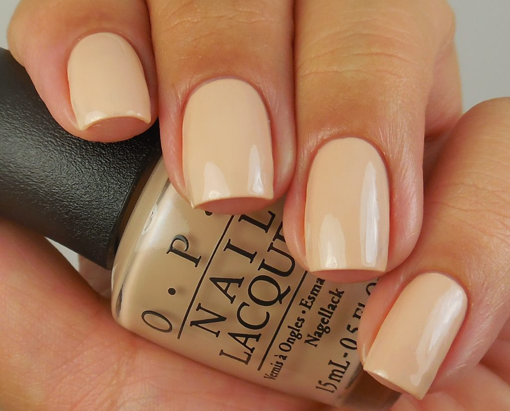 OPI Pale To The Chief 1