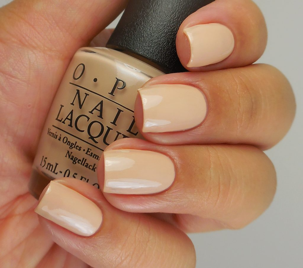 OPI Pale To The Chief 2