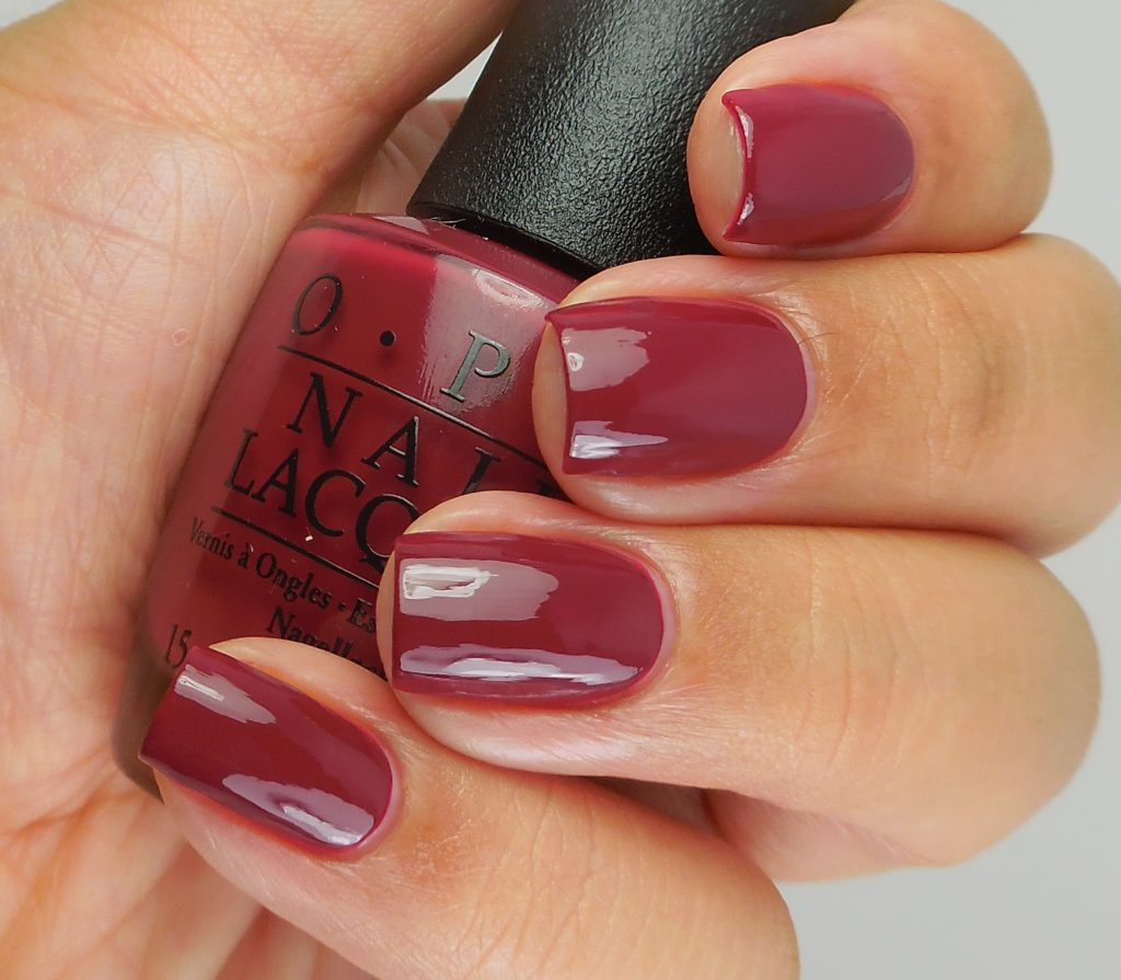 OPI We The Female 2