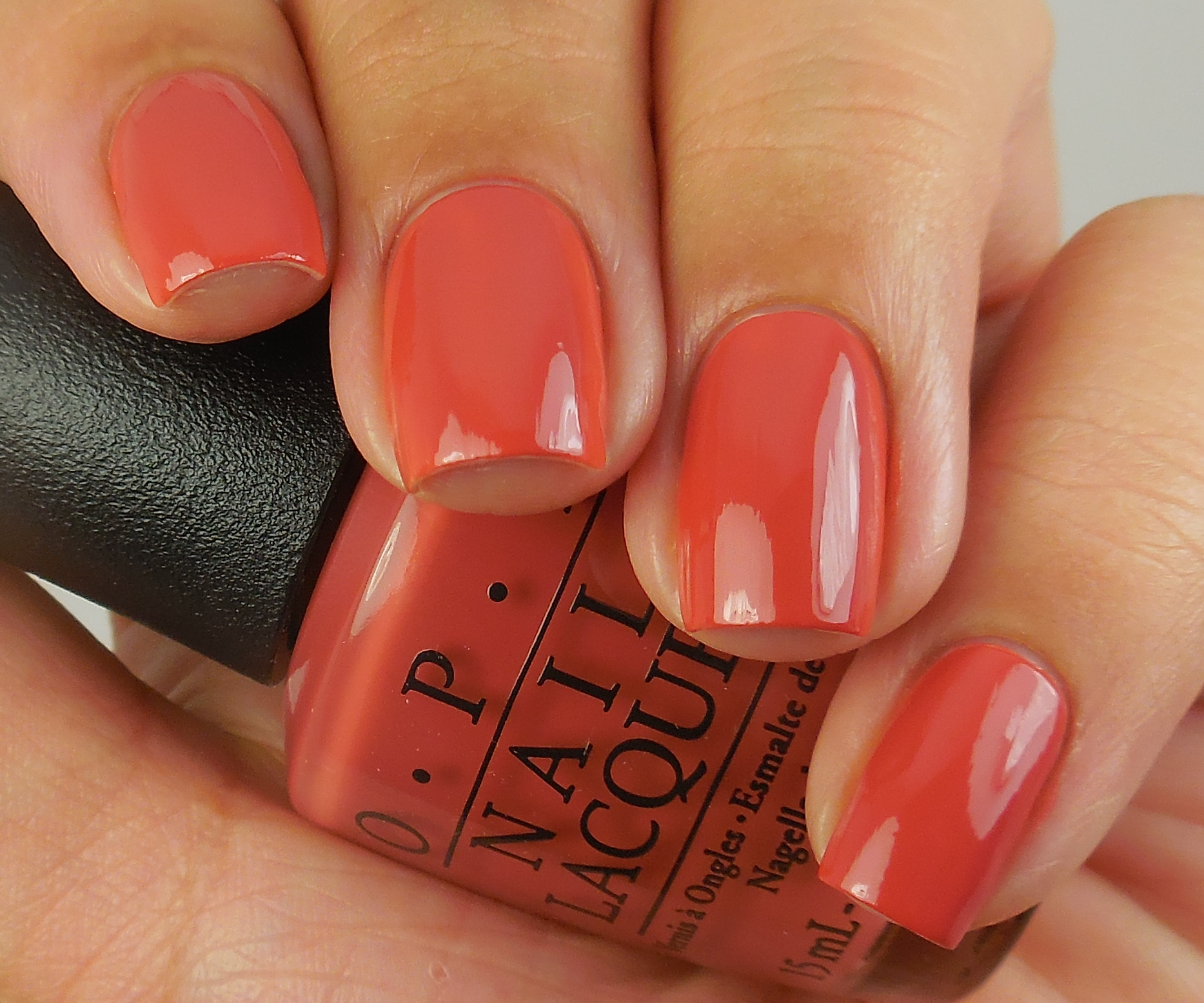 Opi Yank My Doodle 1 Of Life And Lacquer