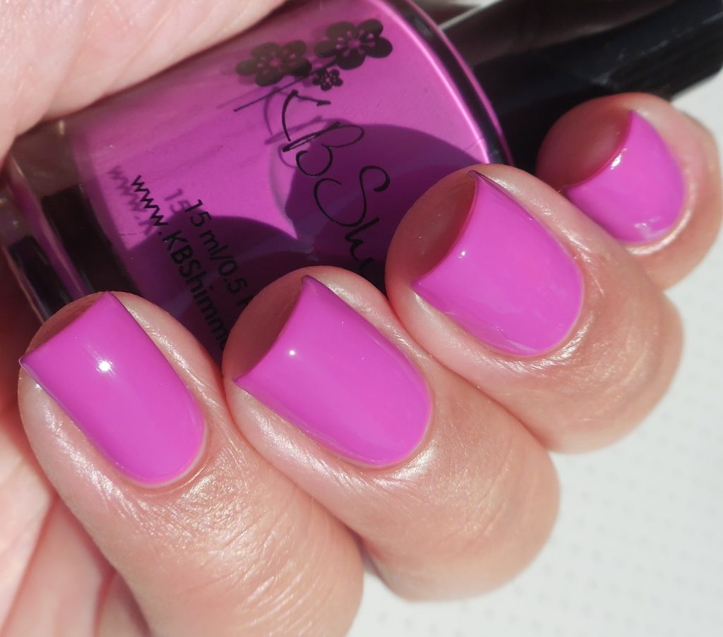 KBShimmer All The Bright Moves Collection Let's Be Frank
