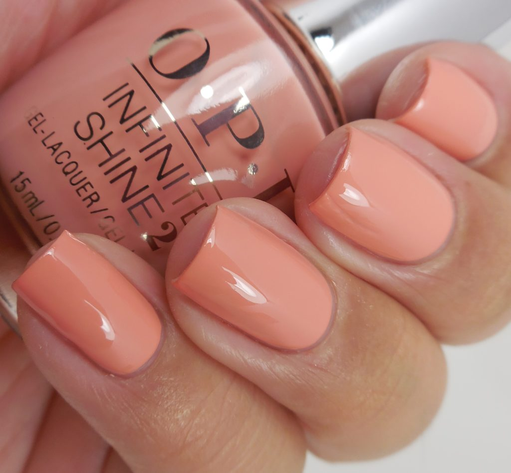 OPI California Dreaming Collection Barking Up The Wrong Sequoia