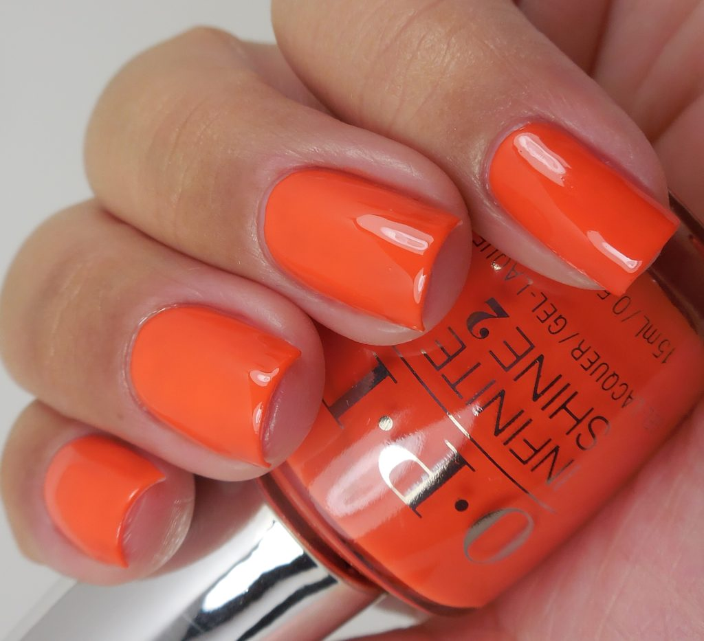 OPI California Dreaming Collection Santa Monica Beach Peach