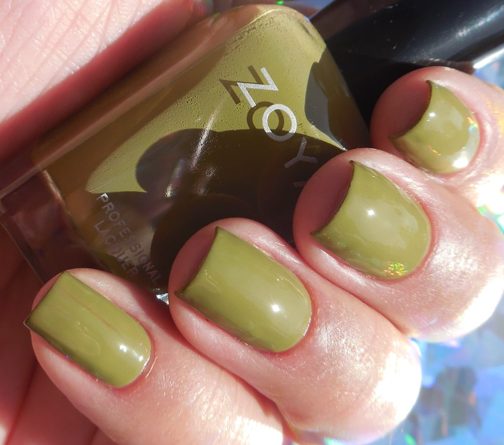 Zoya Wanderlust Collection Arbor