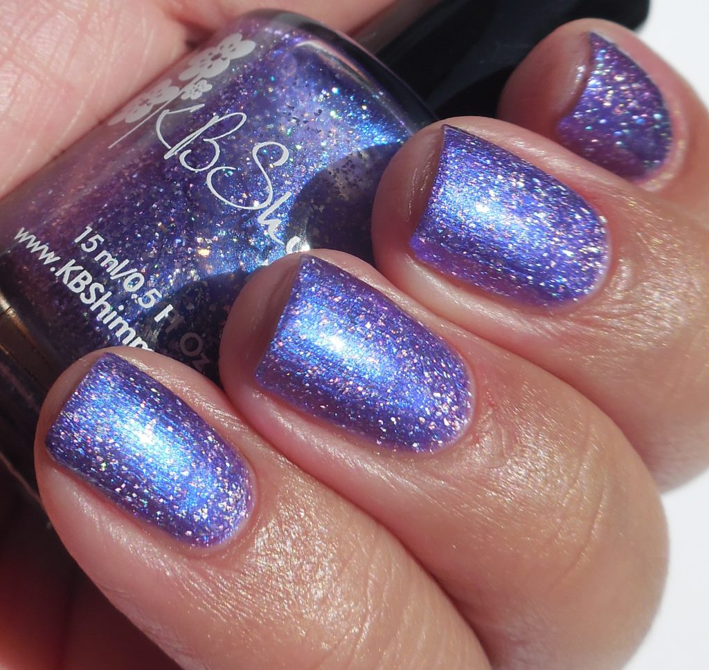 KBShimmer Summer Vacation Collection Hashtag You're It
