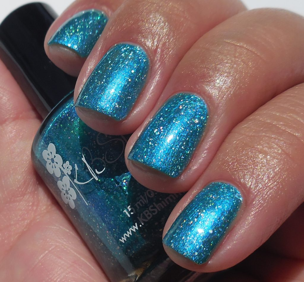 KBShimmer Summer Vacation Collection No Wave!
