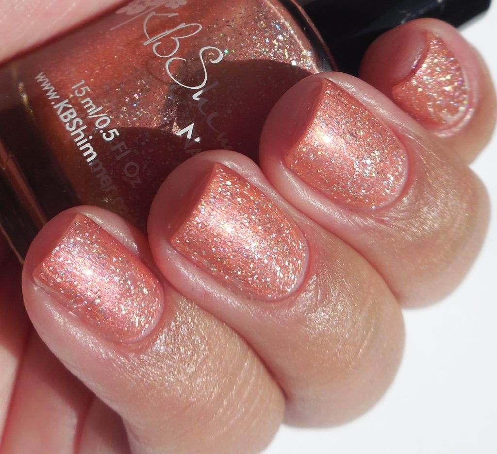 KBShimmer Summer Vacation Collection Shady Beaches