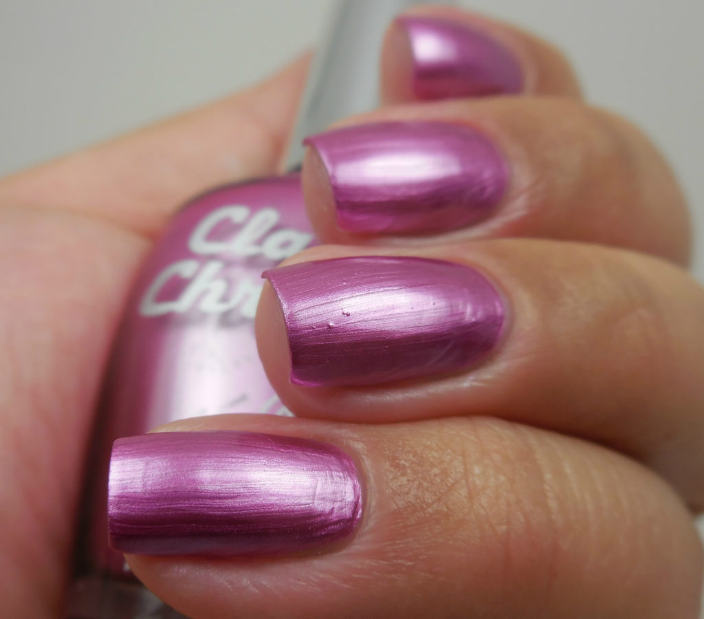 China Glaze Classic Chromes