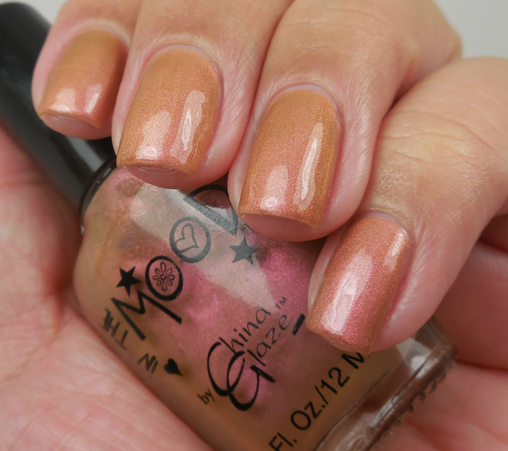 China Glaze In The Mood
