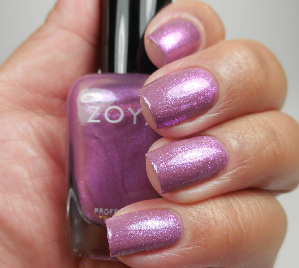 Zoya Thrive Collection Leisel over Trudith