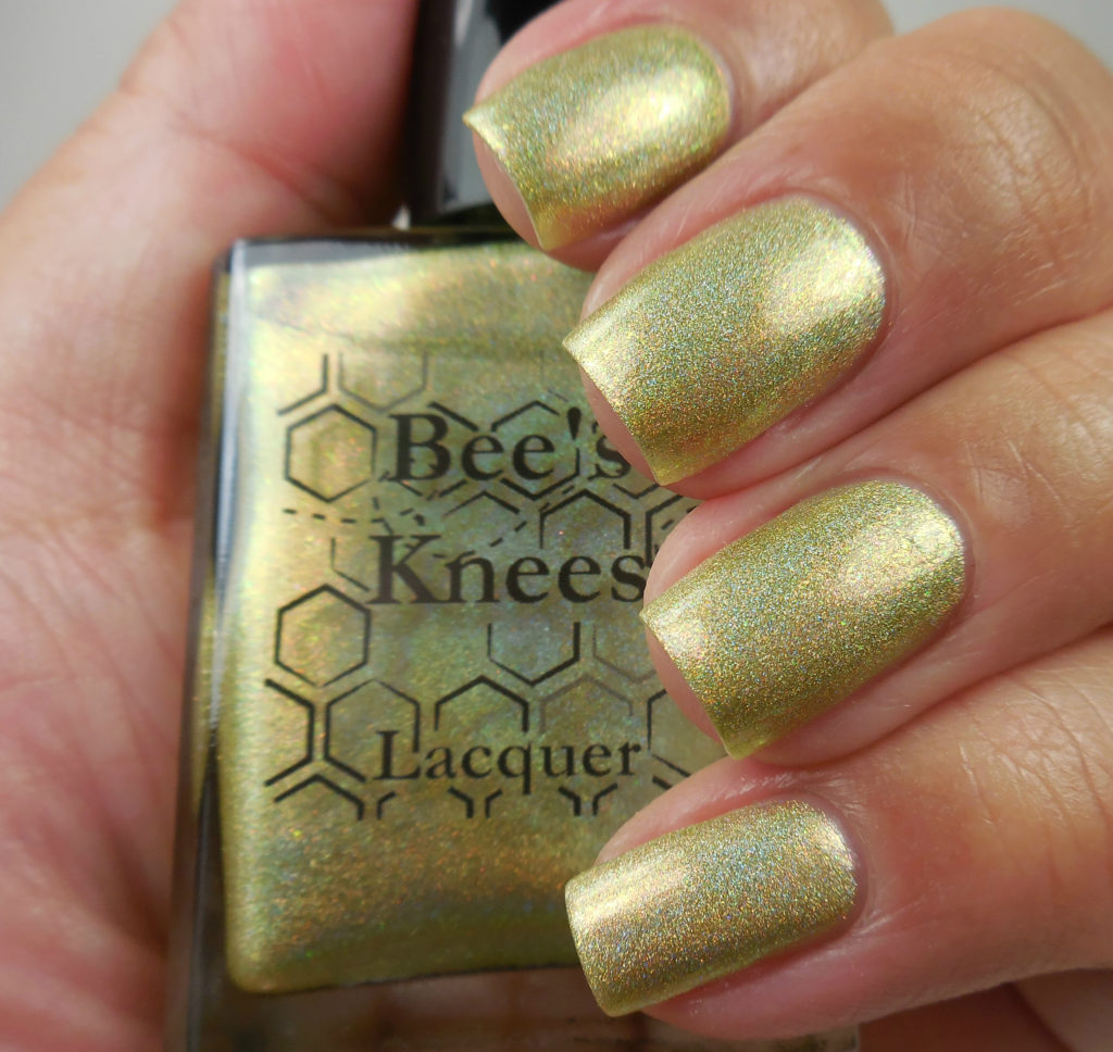 Bee's Knees Lacquer Mistress of Dread