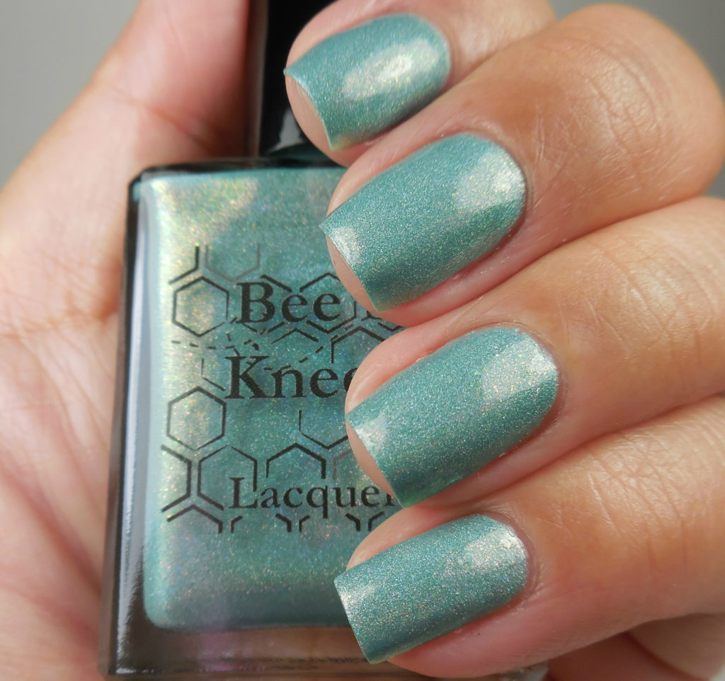 Bee's Knees Lacquer Pointed Of Teeth