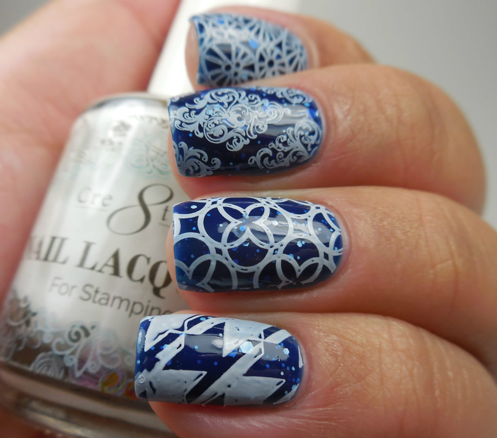 Cre8tion Stamping Nail Art Lacquer