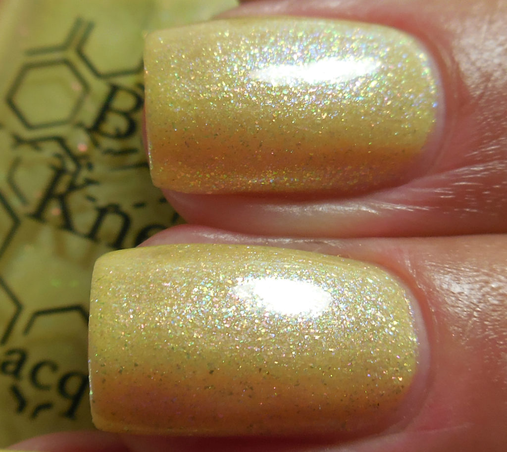 Bee's Knees Lacquer My Little Pony Collection
