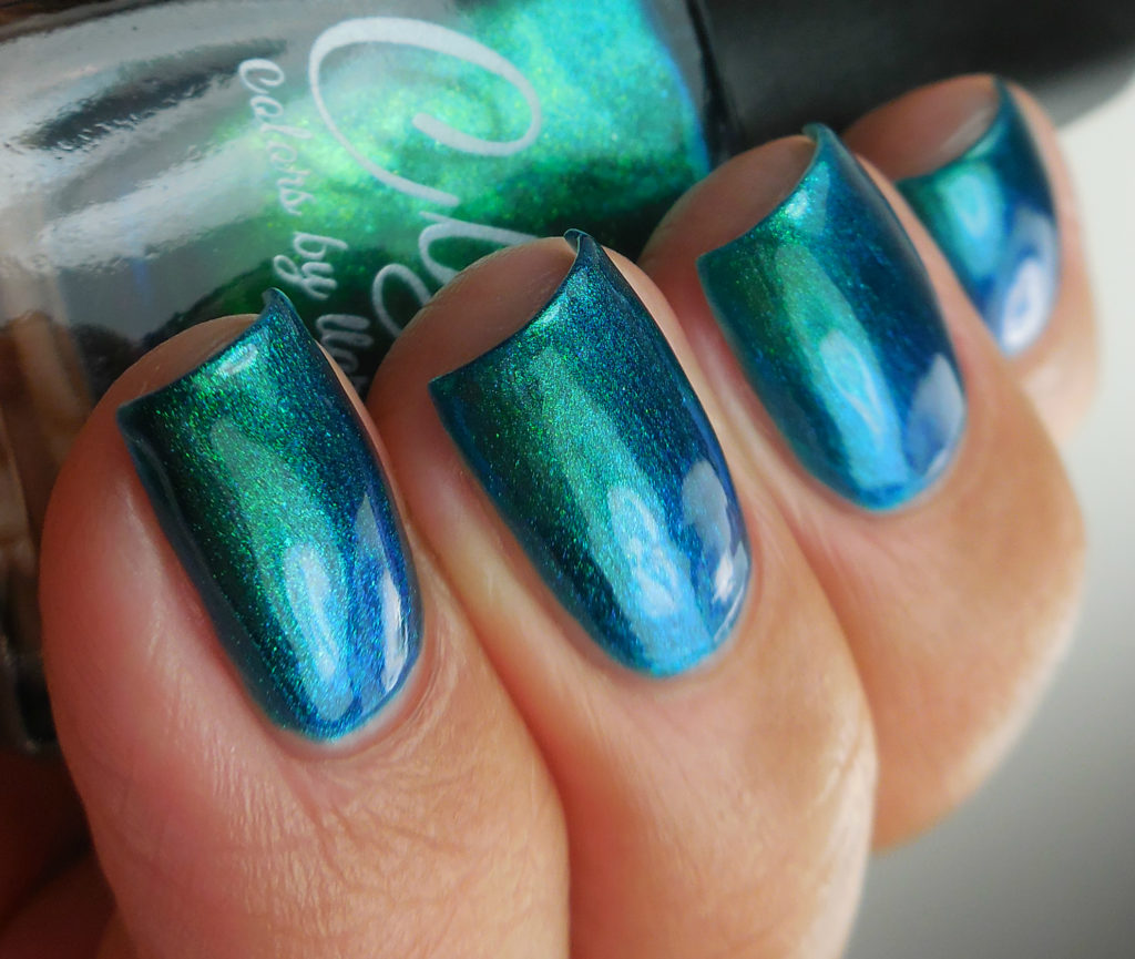 Colors by Llarowe Emerald Illusion