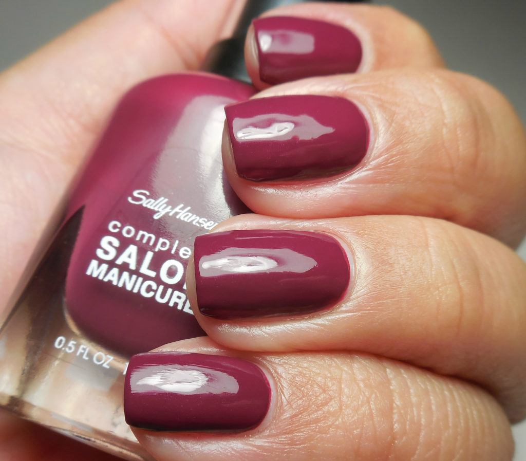 Sally Hansen Ready In Reds