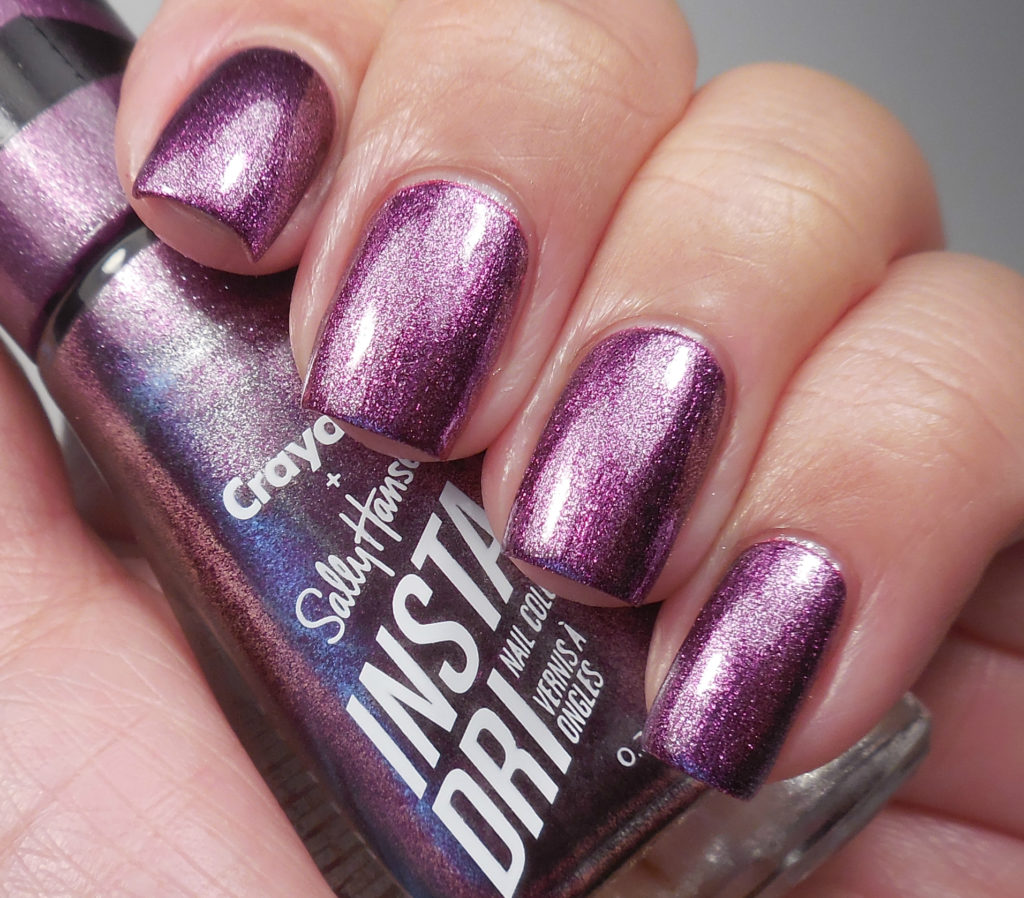 Sally Hansen X Crayola Glam Rock