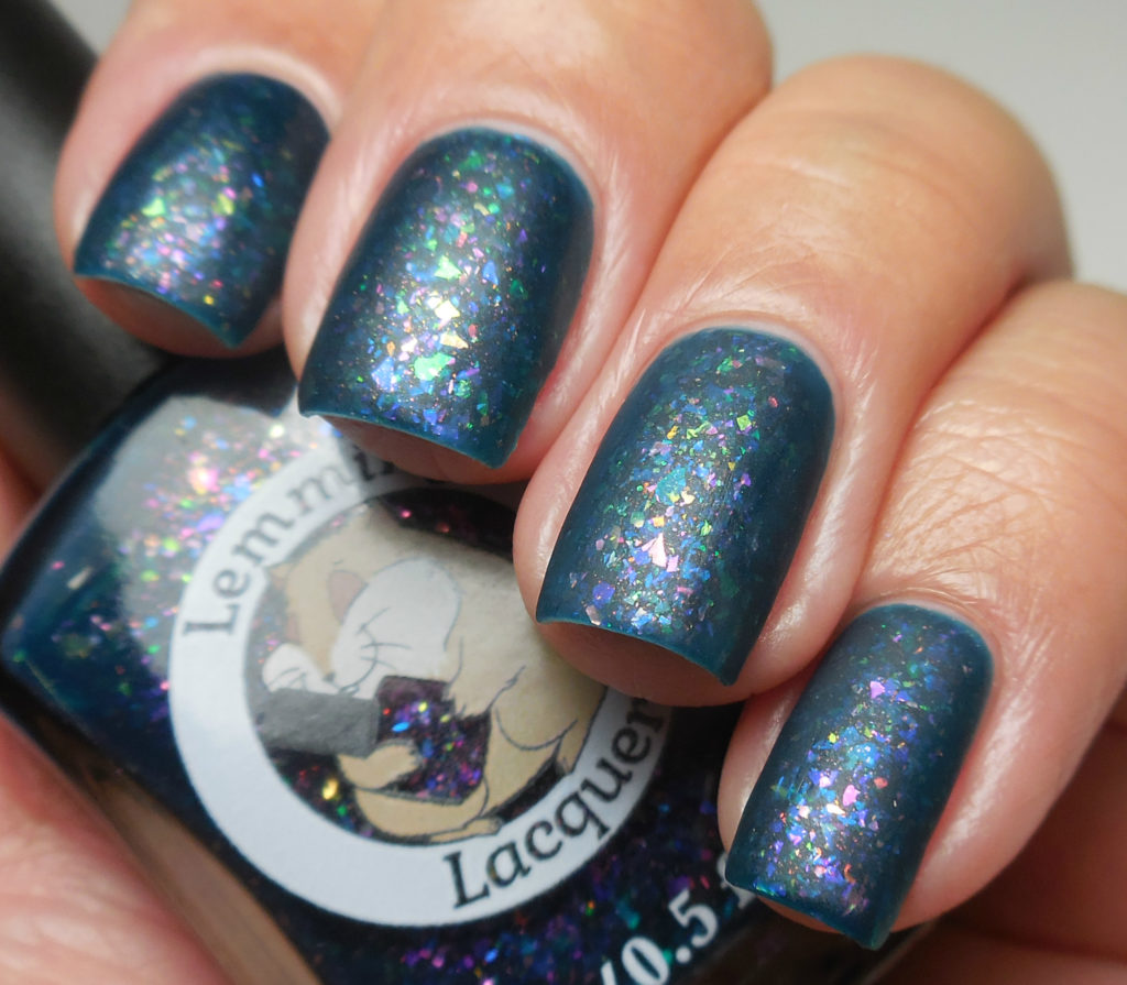 Lemming Lacquer The Birth Of Venus