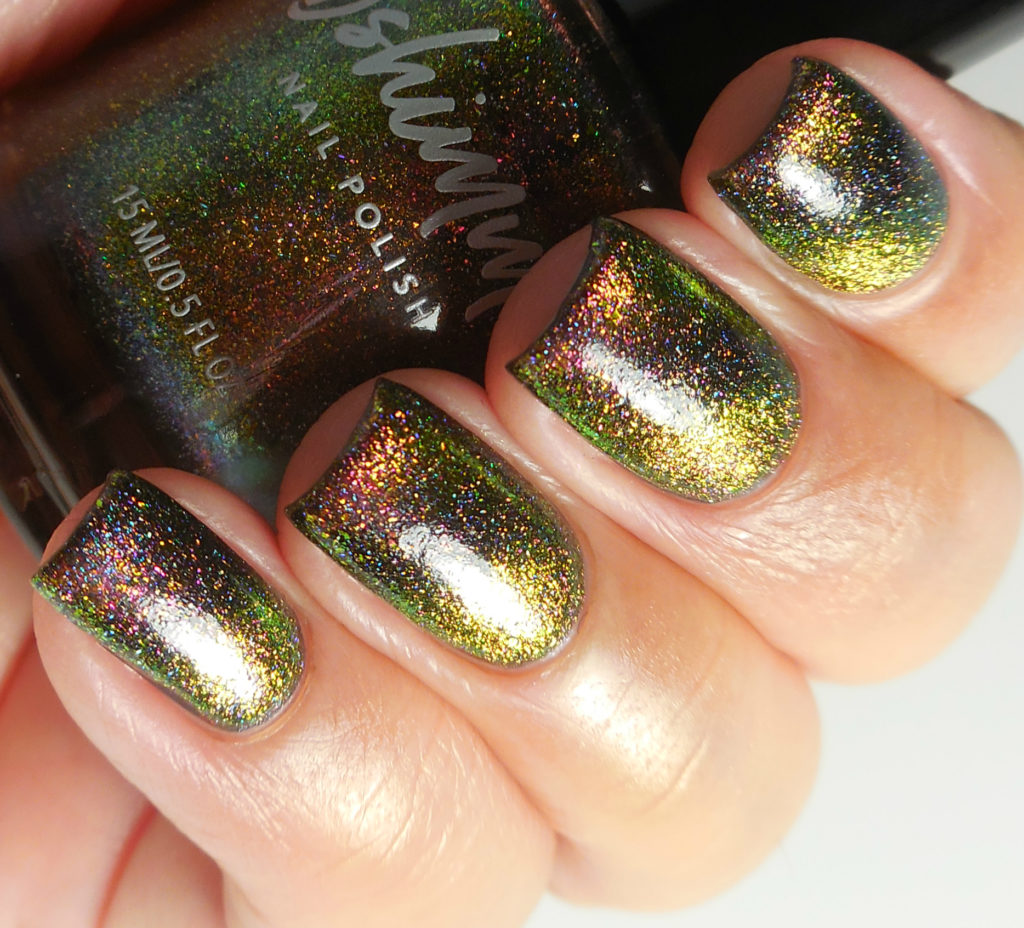 KBShimmer Launch Party Trio