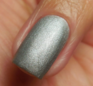 Sally Hansen Insta-Dri Matte Metallic Collection - Swatches